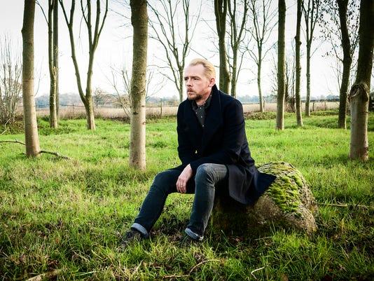 Quest Near Me >> Simon Pegg's secrets to 'Happiness'